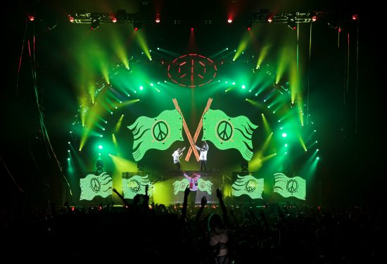 "Major Lazer ""Peace Is The Mission"" Tour"